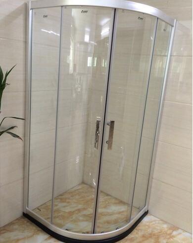 亚虎娱乐下载_弧形钢化玻璃移门淋浴房